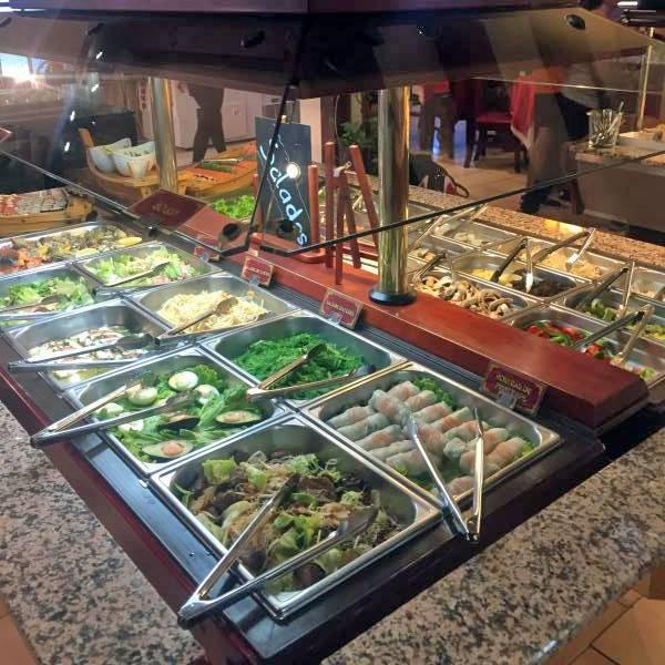 le buffet volont au restaurant le pacifique de la pomme marseille 13011 restaurant. Black Bedroom Furniture Sets. Home Design Ideas
